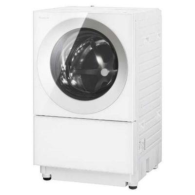 パナソニック ななめドラム式洗濯乾燥機 「Cuble(キューブル)」 (洗濯7.0kg /乾燥3.5kg・左開き) ブラストシルバー NA-VG730L-S【納期目安:2週間】