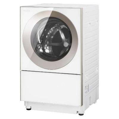 パナソニック ななめドラム式洗濯乾燥機 「Cuble(キューブル)」 (洗濯10.0kg /乾燥5.0kg・左開き) ピンクゴールド NA-VG1300L-P【納期目安:1ヶ月】