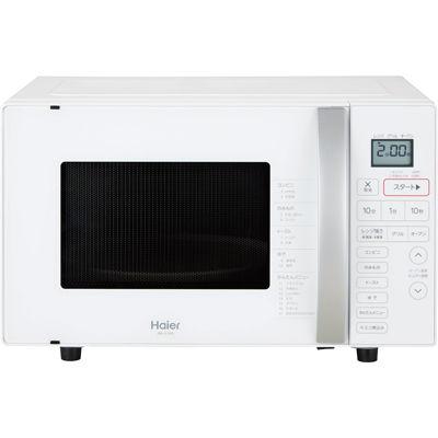 ハイアール 簡単・シンプル!16Lオーブンレンジ(ホワイト) JM-V16D-W【納期目安:2週間】