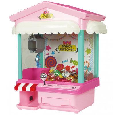 その他 【3個セット】キャンディキャッチマシーン1台(オート式ピンク) 2213889