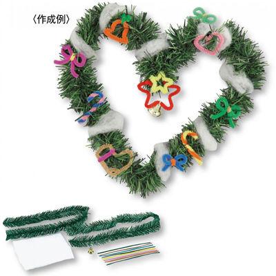 その他 【60個セット】クリスマスリース作りキット 2213933
