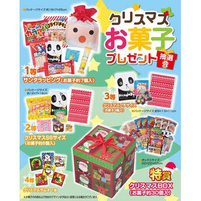 その他 クリスマスお菓子プレゼント抽選会100人用 2934123