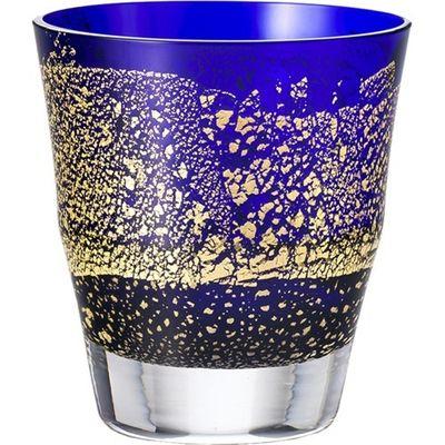 東洋佐々木ガラス 江戸硝子 瑠璃玻璃 タンブラー LS19618RULM 270mL 4906678180920【納期目安:2週間】
