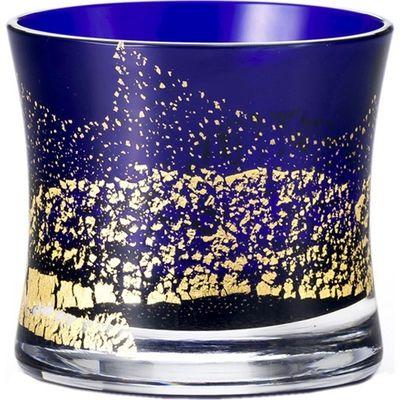 東洋佐々木ガラス 江戸硝子 瑠璃玻璃 オンザロックグラス LS19619RULM 220mL 4906678180944【納期目安:2週間】