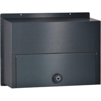 ハッピー金属工業 HSK ステンレス ポスト 670-SBK 2267015 4990629670455