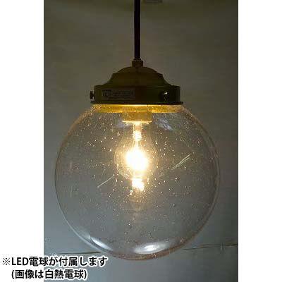 東京メタル LED洋風ペンダント照明(クリアー) PCB-200LE