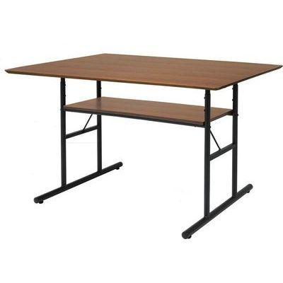市場(Marche) anthem LD Table (ブラウン) ANT-3049-BR