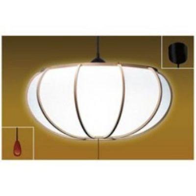タキズミ LED和風ペンダントライト(~12畳) 昼光色 TEV12521【納期目安:約10営業日】