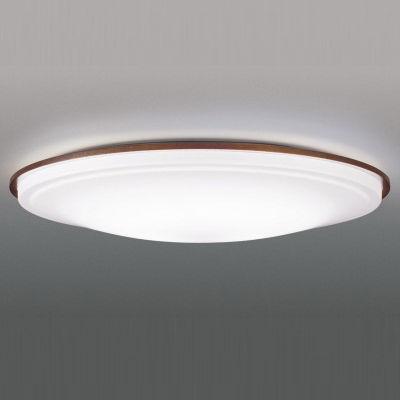 東芝 リモコン付LEDシーリングライト (~8畳) 調光・調色(昼光色~電球色) LEDH0802A-LC【納期目安:約10営業日】