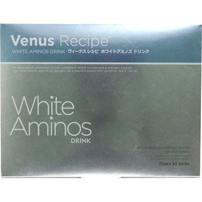 アクシージア アクシージア ヴィーナス レシピ ホワイトアミノズドリンク 20mL*30本入 4560413150977【納期目安:2週間】
