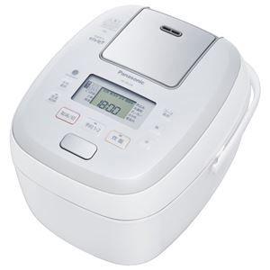 その他 パナソニック(家電) 可変圧力IHジャー炊飯器 1.0L (ホワイト) ds-2093079