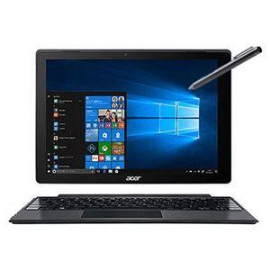 その他 Acer SW512-52P-A34QL6 (Core i3-7130U/4GB/128GBSSD/12.0/2in1/Windows 10 Pro64bit/指紋認証/マルチタッチ/ペン付/KB付/ドライブなし/1年保証/Office Personal 2016) ds-2091672