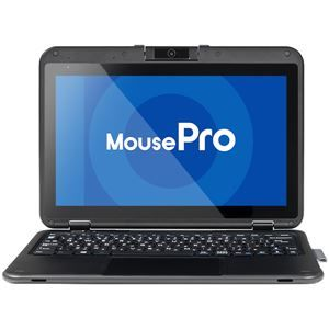 その他 マウスコンピューター(モバイル) 11.6型 Windows 10 Pro搭載 2in1タブレット MousePro-P116A(Windows 10 Pro/CeleronN3450/4GB/eMMC64GB/マルチタッチ/10.3時間稼働/1年間ピックアップ保証) ds-2091692