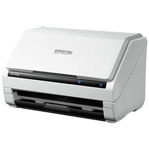 その他 エプソン A4シートフィードスキャナー/両面同時読取/A4片面35枚/分(200/300dpi)/Wi-Fi対応モデル ds-2092554