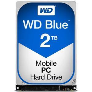 その他 WESTERN DIGITAL WD Blue 2.5インチ 7mm 内蔵HDD 2TB ds-2092721