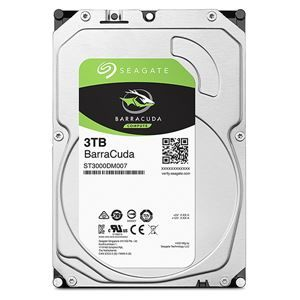 その他 Seagate Guardian Barracudaシリーズ 3.5インチ内蔵HDD 3TB SATA6.0Gb/s256MB ds-2092739