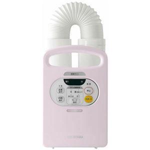 その他 アイリスオーヤマ ふとん乾燥機カラリエ ピンク ds-2093299