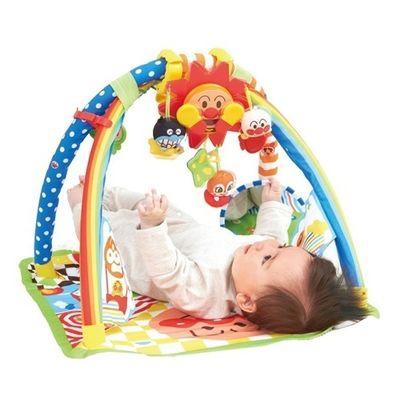 バンダイ(玩具) ベビラボ アンパンマン ~脳を育む~全身で!すくすくあそびDX 1コ入 4549660074120【納期目安:2週間】