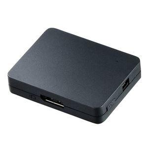 その他 サンワサプライ DisplayPortMSTハブ(DisplayPort/HDMI/VGA) AD-MST3DPHDV ds-2096152