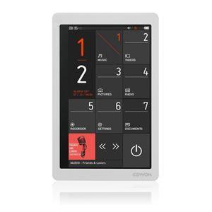 その他 COWON MP3 プレーヤー ホワイト 32GB X9-32G-WH ds-2099768