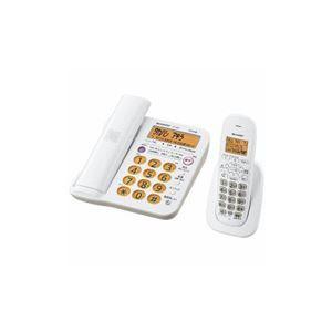 その他 SHARP JD-G56CL デジタルコードレス電話機(子機1台) ホワイト系 ds-2100142