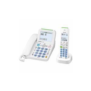 その他 SHARP JD-AT82CL デジタルコードレス電話機 (子機1台) ホワイト系 ds-2100144