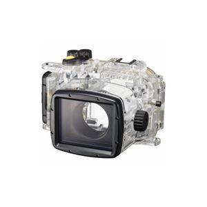 その他 Canon PowerShot G7 X Mark II用 ウォータープルーフケース WP-DC55 WP-DC55 ds-2100788