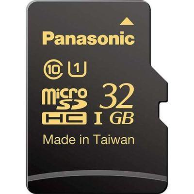パナソニック 32GB microSDHC UHS-Iカード RP-SMHA32GJK【納期目安:約10営業日】