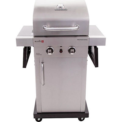 Char-Broil Professional Series TRU Infrared 2バーナーガスグリル CB-00010【納期目安:1週間】