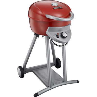 Char-Broil TRU InfraredPatio Bistro 240 ガスグリル レッド CB-00021【納期目安:1週間】