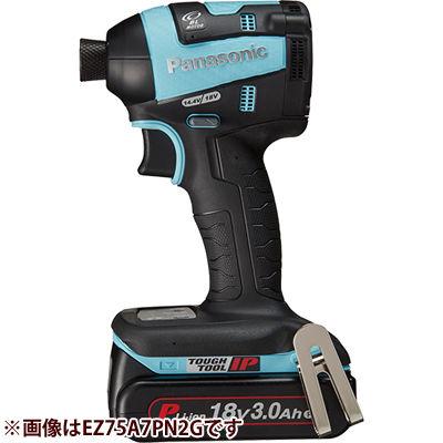 激安商品 充電インパクトドライバー、青 EZ75A7LJ2F-A:爆安!家電のでん太郎 パナソニックエコソリューション-DIY・工具