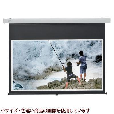 キクチ 手動タイプスクリーンStylistSR SS-120HDCW/K【納期目安:2週間】