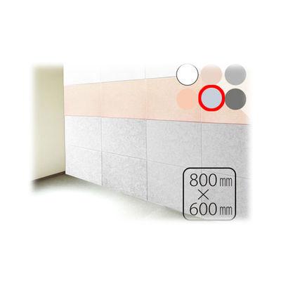ドリックス 吸音パネル45C(8060)マグネット付(1ケース12枚セット)(ライトブルー) FBM-8060C-LBL