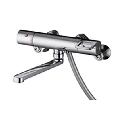 TOTO 壁付サーモスタット混合水栓(エアイン) TMGG40ECR