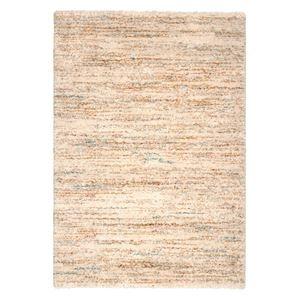 その他 ベルギー ラグマット/絨毯 【140cm×200cm アイボリー】 長方形 高耐久 ウィルトン 『SHERPA COSY』 〔リビング〕 ds-2113386