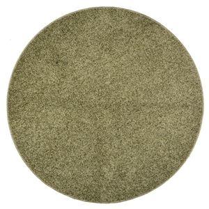 その他 抗菌防臭 ラグマット/絨毯 【160R グリーン】 円形 日本製 折りたたみ 防ダニ ホットカーペット 通年可 『デタント』 ds-2113506