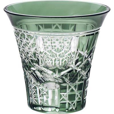東洋佐々木ガラス 八千代切子 酒器 杯 角亀甲柄 LS19755SCG-C689 85mL 4906678179900【納期目安:2週間】