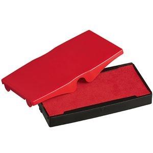 その他 (まとめ) シャイニー スタンプ内蔵型角型印S-854専用パッド 赤 S-854-7R 1個 【×30セット】 ds-2114603