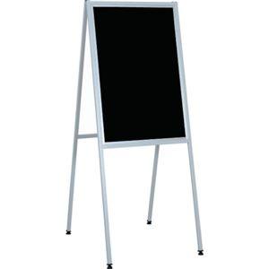 送料無料 その他 ライトベスト アルミ製案内版 売れ筋 1台 黒板MA23B 片面 購買 ds-2116306
