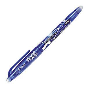 その他 (まとめ) ゲルインキボールペン フリクションボール極細 0.5mm ブルー 【×30セット】 ds-2121745