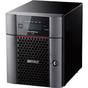 その他 バッファロー TeraStation WSS Windows Storage Server 2016Standard Edition 4ドライブNAS 4TB ds-2092680