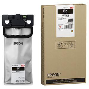 その他 エプソン インクパック ブラックIP05KA 1個 ds-2125081