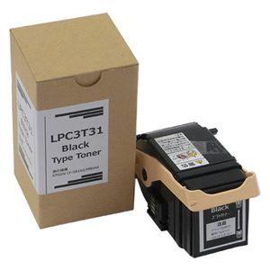 その他 トナーカートリッジ LPC3T31K汎用品 ブラック 1個 ds-2125246