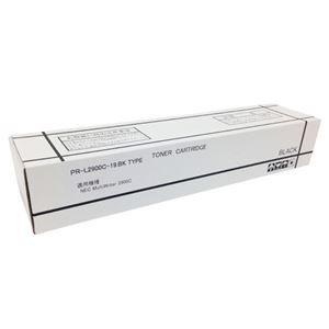 その他 トナーカートリッジPR-L2900C-19 汎用品 ブラック 1個 ds-2125381