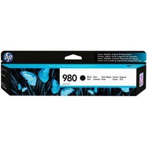 その他 HP HP980 インクカートリッジ 黒顔料系 D8J10A 1個 ds-2125423