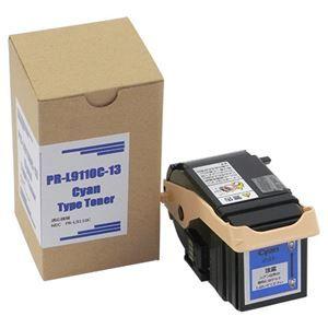その他 トナーカートリッジPR-L9110C-13 汎用品 シアン 1個 ds-2125435