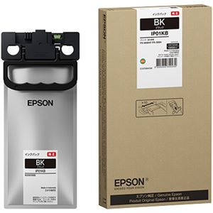 その他 エプソン インクパック ブラックIP01KB 1個 ds-2125578