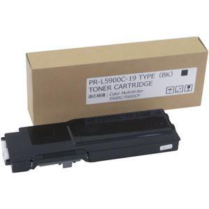 その他 トナーカートリッジPR-L5900C-19 汎用品 ブラック 1個 ds-2125670