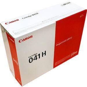 その他 キヤノン トナーカートリッジ041H輸入純正品 1個 ds-2126250