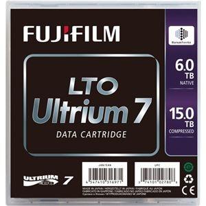 その他 TANOSEE 富士フイルム LTOUltrium7 データカートリッジ 6.0TB/15TB 1パック(5巻) ds-2126332